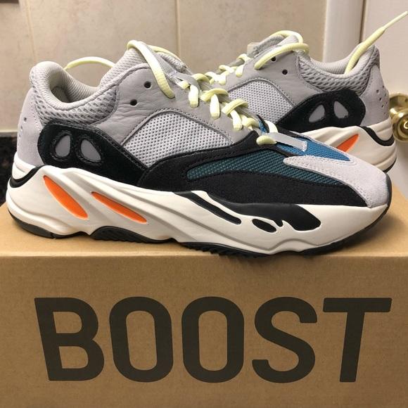 5cb5dab240f8f Adidas Yeezy Boost 700 Waverunner sz M 6.5   W 7.5
